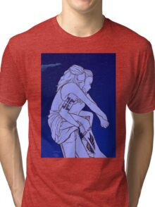 I'll Carry You Home Tri-blend T-Shirt