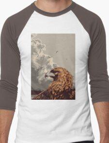 Eagle Eye In The Big Smoke Men's Baseball ¾ T-Shirt
