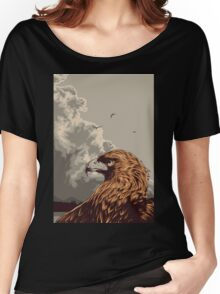 Eagle Eye In The Big Smoke Women's Relaxed Fit T-Shirt