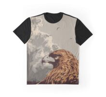 Eagle Eye In The Big Smoke Graphic T-Shirt