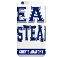 Team McSteamy  iPhone Case/Skin