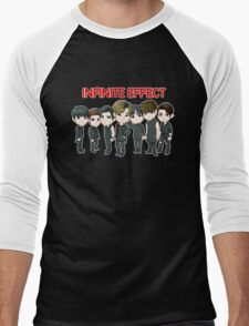 Infinite Effect Men's Baseball ¾ T-Shirt