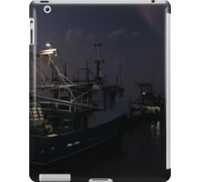 North Arm Fishing Boats iPad Case/Skin