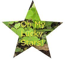 Oh My Lucky Stars by rainydayart