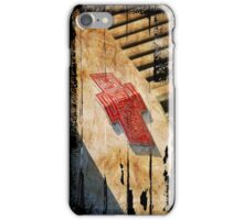 Chevy Rat Rod Badge iPhone Case/Skin