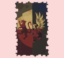Hero of Fereldan Tarot Card One Piece - Short Sleeve
