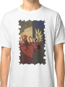 Hero of Fereldan Tarot Card Classic T-Shirt