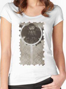 Mage Trevelyan Tarot Card Women's Fitted Scoop T-Shirt