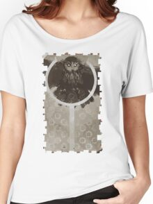 Mage Trevelyan Tarot Card Women's Relaxed Fit T-Shirt