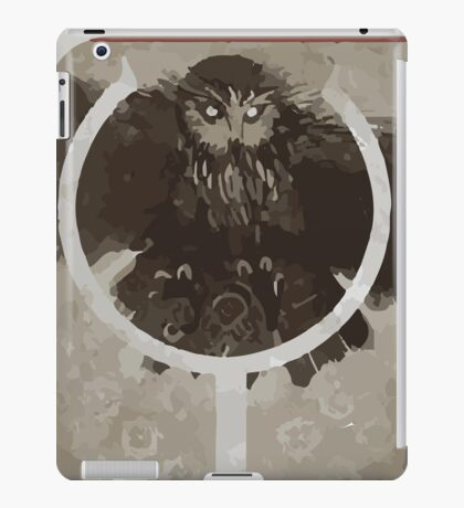 Mage Trevelyan Tarot Card iPad Case/Skin