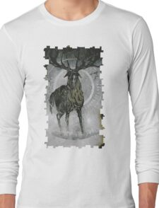 Apprentice Lavellan Tarot Card Long Sleeve T-Shirt