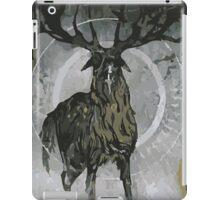 Apprentice Lavellan Tarot Card iPad Case/Skin