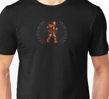 Simon Belmont - Sprite Badge Unisex T-Shirt