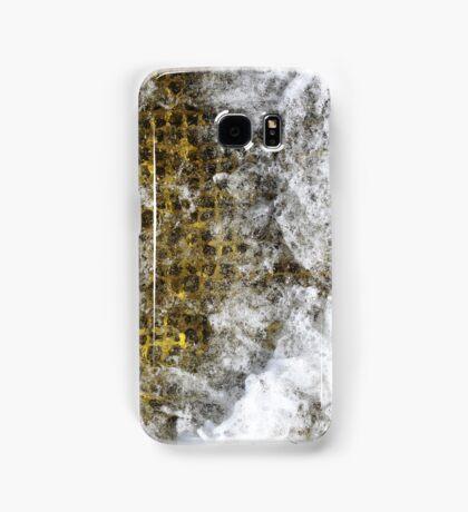 Yellow Water Surge III Samsung Galaxy Case/Skin