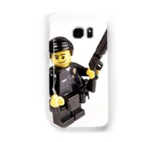 LAPD Patrol Officer - Custom LEGO Minifigure Samsung Galaxy Case/Skin