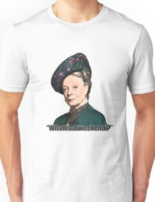 The Dowager Countess Unisex T-Shirt
