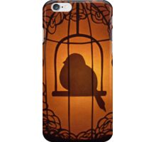 Caged Bird iPhone Case/Skin