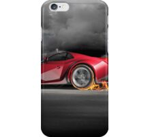 Street be fire iPhone Case/Skin