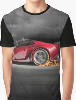 Street be fire Graphic T-Shirt