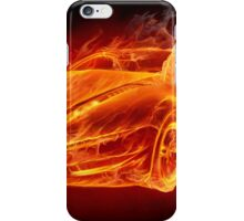Fire in Fire iPhone Case/Skin