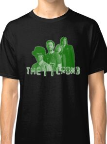 The IT Crowd - GREEN CRT Glow Classic T-Shirt