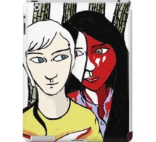 Let the Right One In iPad Case/Skin