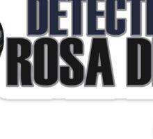 Detective Rosa Diaz Sticker