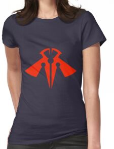 Rank-Up-Magic Raptor's Force  Red edition Womens Fitted T-Shirt
