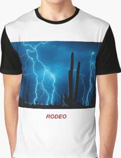 Travis Scott Rodeo Graphic T-Shirt