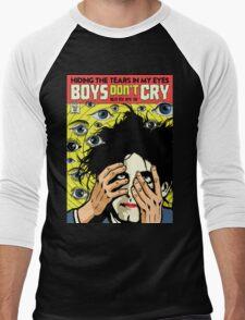 TFTS | Boys Men's Baseball ¾ T-Shirt