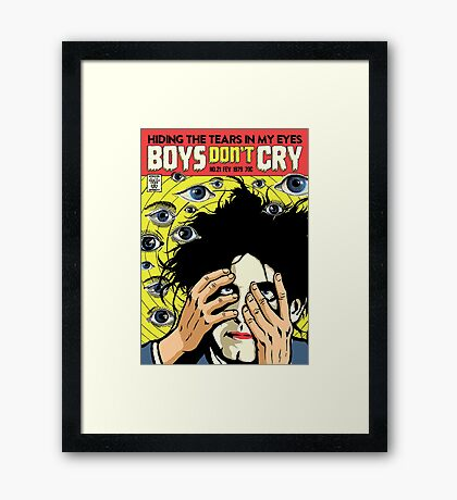 TFTS | Boys Framed Print