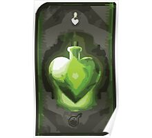 Potion Tarot Card Poster