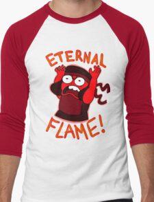 IM AN ETERNAL FLAME! Men's Baseball ¾ T-Shirt