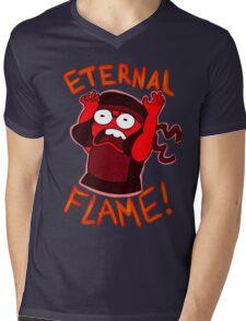 IM AN ETERNAL FLAME! Mens V-Neck T-Shirt