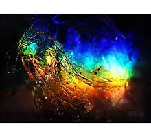 Rainbolic - Experimental Prism Photograph #14 Photographic Print