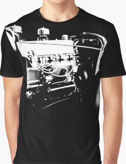 Chevrolet Rat BW © Graphic T-Shirt