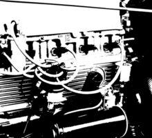 Chevrolet Rat BW © Sticker