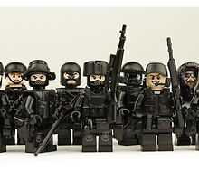 LEGO Snipers by Brick Police
