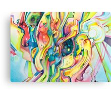 Timeless June 26 2007 - Watercolor Painting Canvas Print