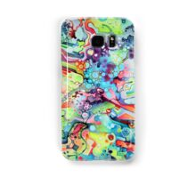 Parts of Reality Were Missing, But Which Parts? - Watercolor Painting Samsung Galaxy Case/Skin