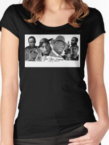 Rap Women's Fitted Scoop T-Shirt