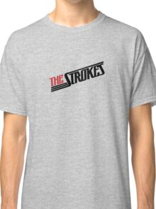The Strokes Logo Classic T-Shirt