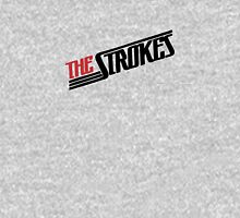 The Strokes Logo Womens Fitted T-Shirt
