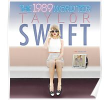 Taylor Swift The 1989 World Tour by bas Poster