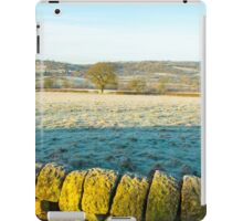Derbyshire countryside near Shottle iPad Case/Skin