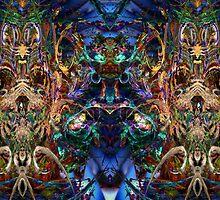Hidden Metamorphosis by EDDIEWARNER