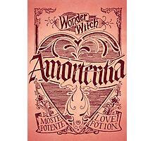 Amortentia Photographic Print