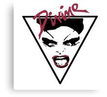 DIVINE  O.G.  -  ORIGINAL GLAM - Female Trouble Canvas Print
