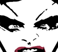 DIVINE  O.G.  -  ORIGINAL GLAM - Female Trouble Sticker