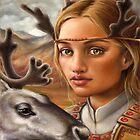 Reindeer people by tanyabond